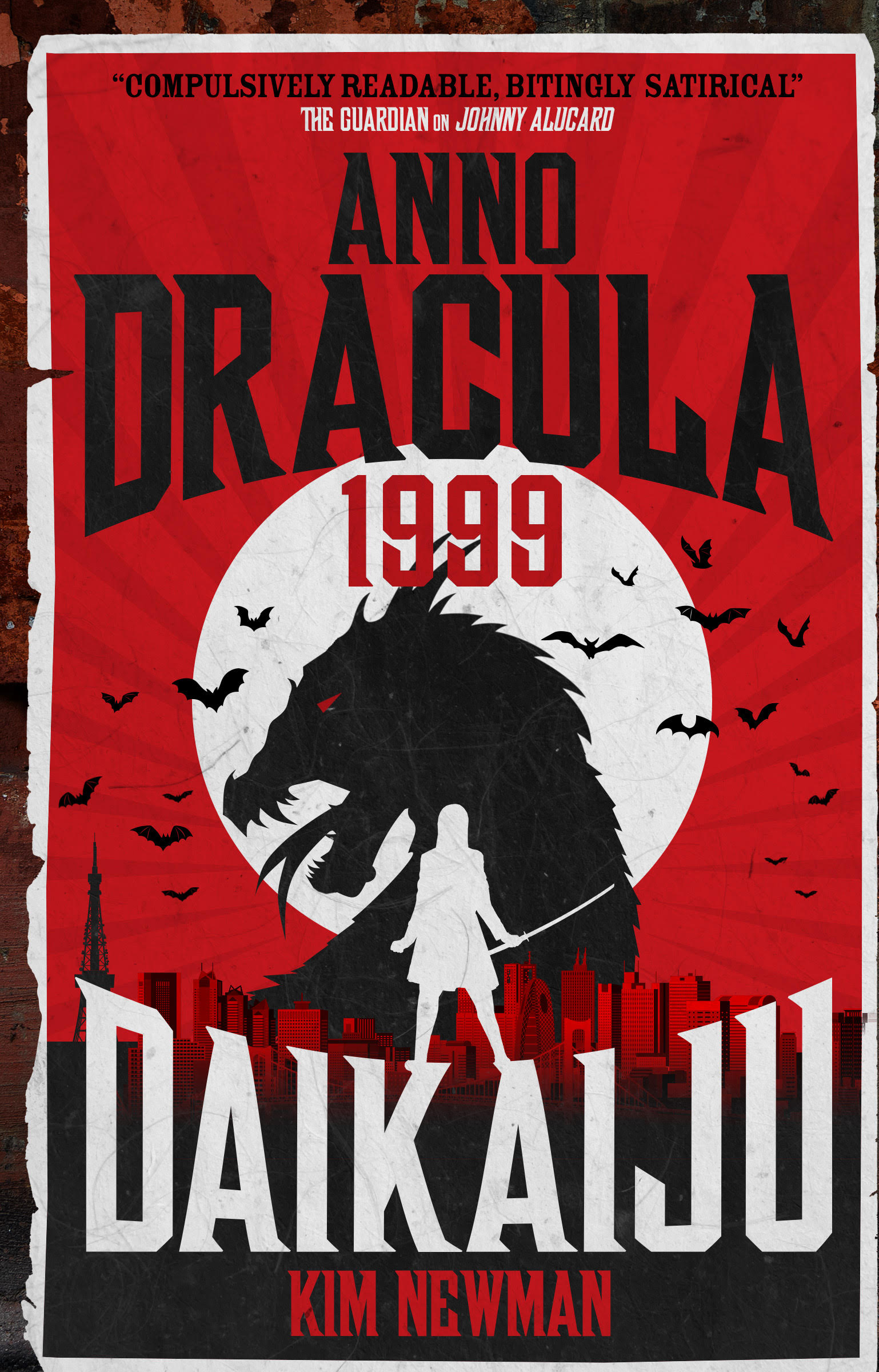 Out now – Anno Dracula 1999 Daikaiju