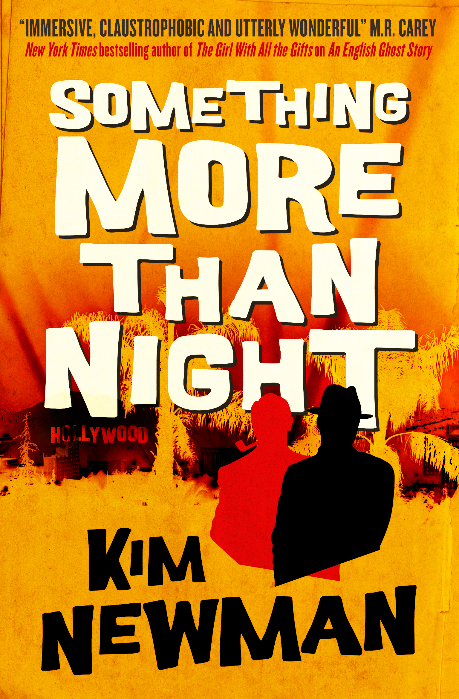 Cover reveal – Something More Than Night.